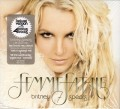 BRITNEY SPEARS Femme Fatale USA CD Deluxe Edition