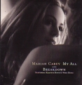 MARIAH CAREY My All/Breakdown USA CD5