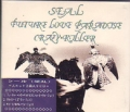 SEAL Future Love Paradise JAPAN CD5 Promo Only