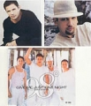 98 DEGREES Give Me Just One Night (Una Noche) UK CD5