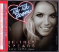 BRITNEY SPEARS Tik Tik Boom feat. T.I. Remix CHINA CD5