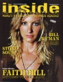 FAITH HILL Inside Connection (12/02) USA Magazine