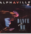 ALPHAVILLE Dance With Me UK 12