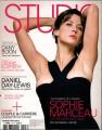 SOPHIE MARCEAU Studio (2/08) FRANCE Magazine