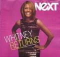 WHITNEY HOUSTON Next (8/28/09) USA Magazine