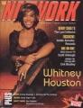 WHITNEY HOUSTON The Network (12/6/02) USA Magazine