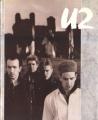 U2 The Unforgetable Fire 1985 European Tour UK Tour Program