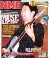 MUSE NME (7/17/04) UK Magazine