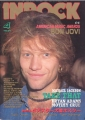BON JOVI Inrock (4/94) JAPAN Magazine