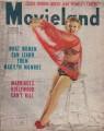 MARILYN MONROE Movieland (10/53) USA Magazine