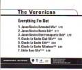 VERONICAS Everything I'm Not USA CD5 Promo w/7 Mixes