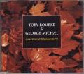 GEORGE MICHAEL & TOBY BOURKE Waltz Away Dreaming '99 GERMANY CD5