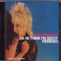 ROD STEWART Do Ya Think I`m Sexy? Remixed USA CD5