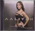 AALIYAH More Than A Woman USA CD5 Promo