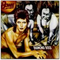 DAVID BOWIE Diamond Dogs EU LP Red Vinyl