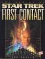 STAR TREK The Making Of Star Trek: First Contact UK Picture Book