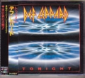 DEF LEPPARD Tonight JAPAN CD5