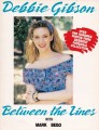 DEBBIE GIBSON Between The Lines USA Picture Book