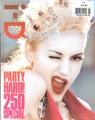 GWEN STEFANI i-D (12/04) UK Magazine
