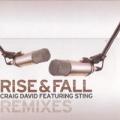 CRAIG DAVID w/STING Rise And Fall UK 12
