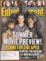 MARK WAHLBERG Entertainment Weekly (4/27/01) USA Magazine