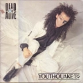DEAD OR ALIVE 1985 Youthquake UK Tour Program