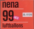 NENA 99 Neu Luftballons GERMANY CD5