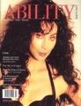 CHER Ability Magazine (1993) USA Magazine