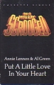 ANNIE LENNOX & AL GREEN Put A Little Love In Your Heart USA Cassette Single