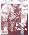 ELTON JOHN East End Lights (#27) USA Fan Club Magazine