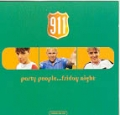 911 Party People . . . Friday Night UK CD5 w/ 2 B-Sides