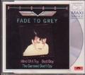 VISAGE Fade To Grey GERMANY CD5 w/4 Tracks