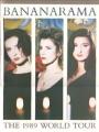 BANANARAMA 1989 World Tour UK Tour Program