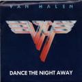 VAN HALEN Dance The Night Away USA 7