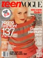 GWEN STEFANI Teen Vogue (2-3/03) USA Magazine