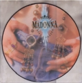 MADONNA Like A Prayer UK LP Picture Disc