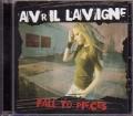 AVRIL LAVIGNE Fall To Pieces USA CD5 Promo