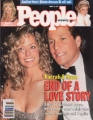 FARRAH FAWCETT People Weekly (3/10/97) USA Magazine