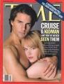 TOM CRUISE Time (7/5/99) USA Magazine