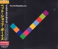 PET SHOP BOYS Yes, etc. JAPAN 2CD Special Edition