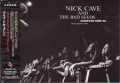 NICK CAVE AND THE BAD SEEDS European Tour '92 JAPAN CD5 w/Booklet