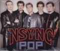 NSYNC Pop GERMANY CD5 w/ 4 Mixes