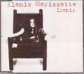 ALANIS MORISSETTE Ironic GERMANY CD5 w/4 Tracks