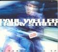 PAUL WELLER Friday Street UK CD5 w/Live Tracks