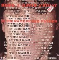 BONO & GAVIN FRIDAY In The Name Of The Father UK 7