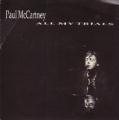 PAUL McCARTNEY All My Trials UK 7