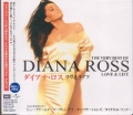 DIANA ROSS Love And Life The Very Best Of Diana Ross JAPAN 2CD