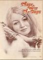 MARY HOPKIN Those Were The Days Sheet Music
