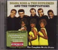 DIANA ROSS & THE SUPREMES AND THE TEMPTATIONS Joined Together: The Complete Studio Duets USA 2CD