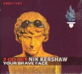 NIK KERSHAW Your Brave Face GERMANY 2CD